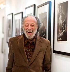 O fotógrafo Herman Leonard.