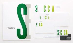 Versão estática da identidade do SECCA.
