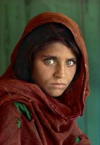 Garota afegã, de Steve McCurry.