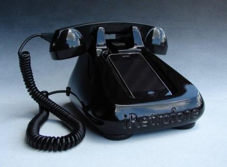 O iRetrophone é totalmente funcional e custa em torno de US$ 250,00.