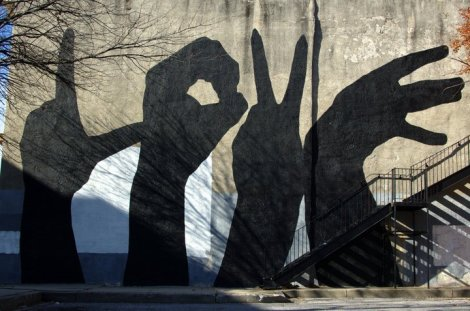 Love, de Street Art Utopia.