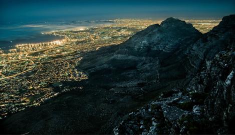 Cidade do Cabo, África do Sul, 2010, por Jakob Wagner.