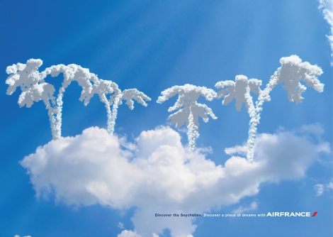Discover Seychelles. Discover a place of dreams with Air France.